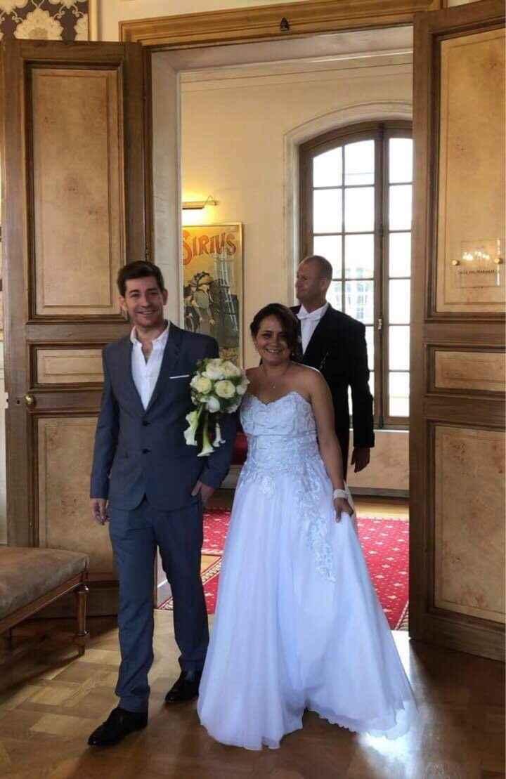 Qui c es marié à la mairie de levallois perret le 7 juin - 1