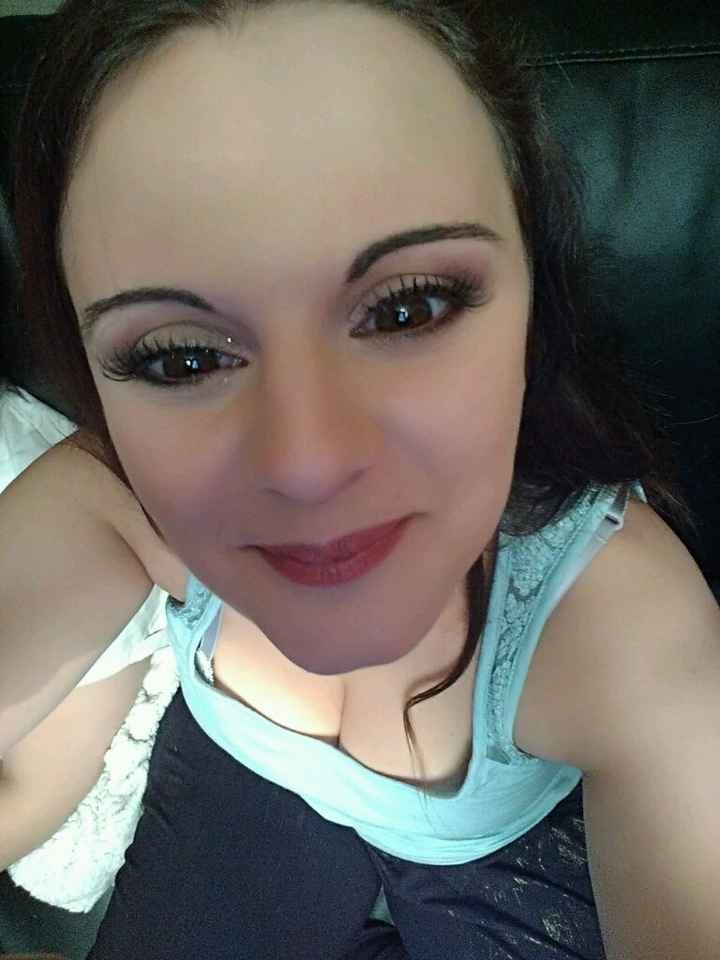 Mon maquillage pour le jour j 2eme essai - 1