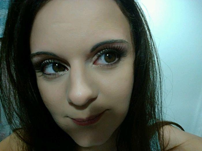 Mon maquillage pour le jour j 2eme essai - 4