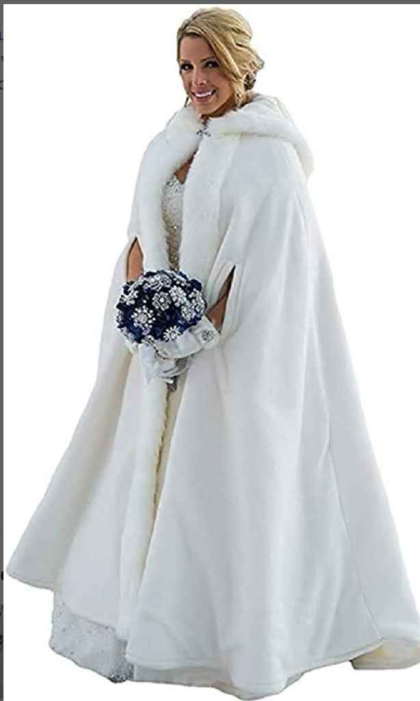 Mariage hiver... - 1