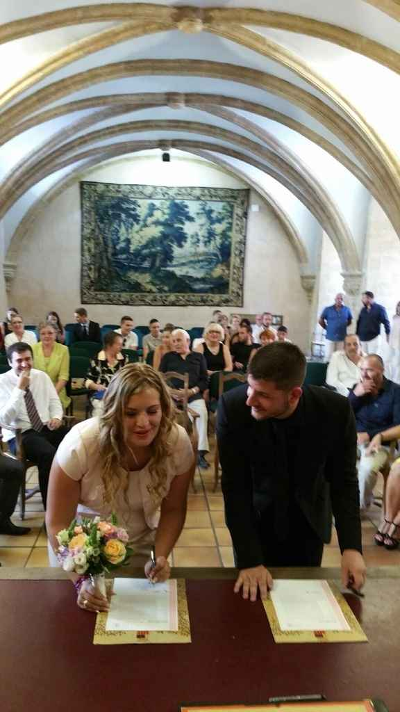 Notre mariage civil du 14 août - 3