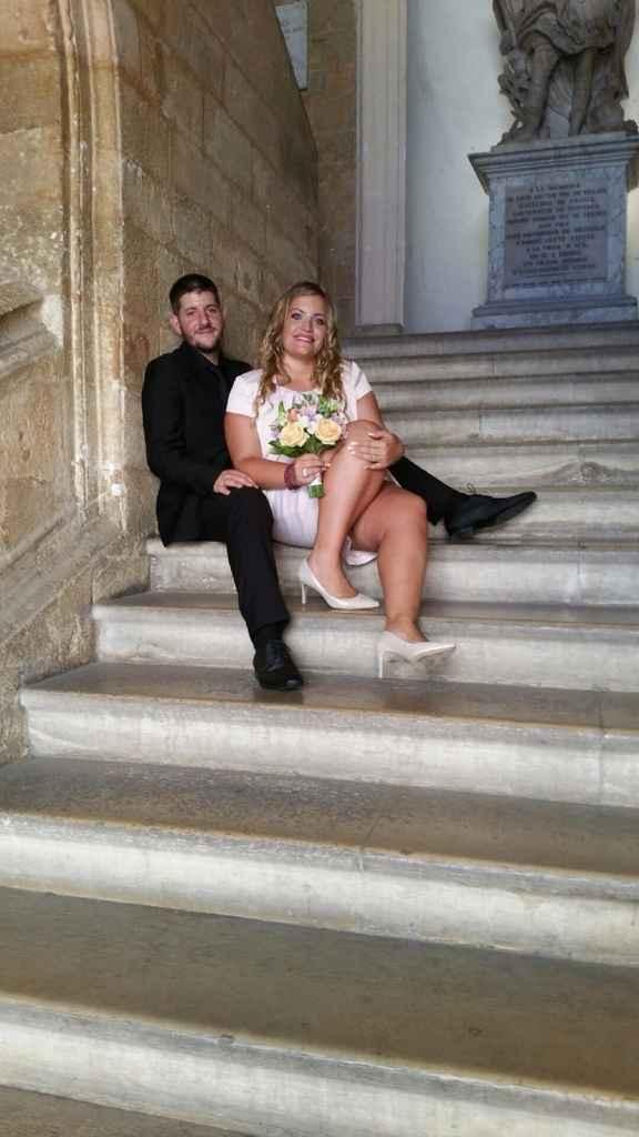 Notre mariage civil du 14 août - 5