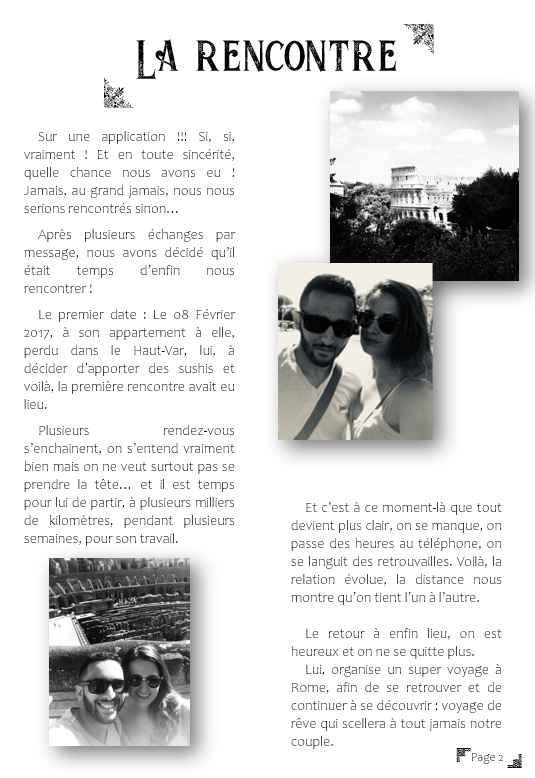 Gazette des mariés - 3