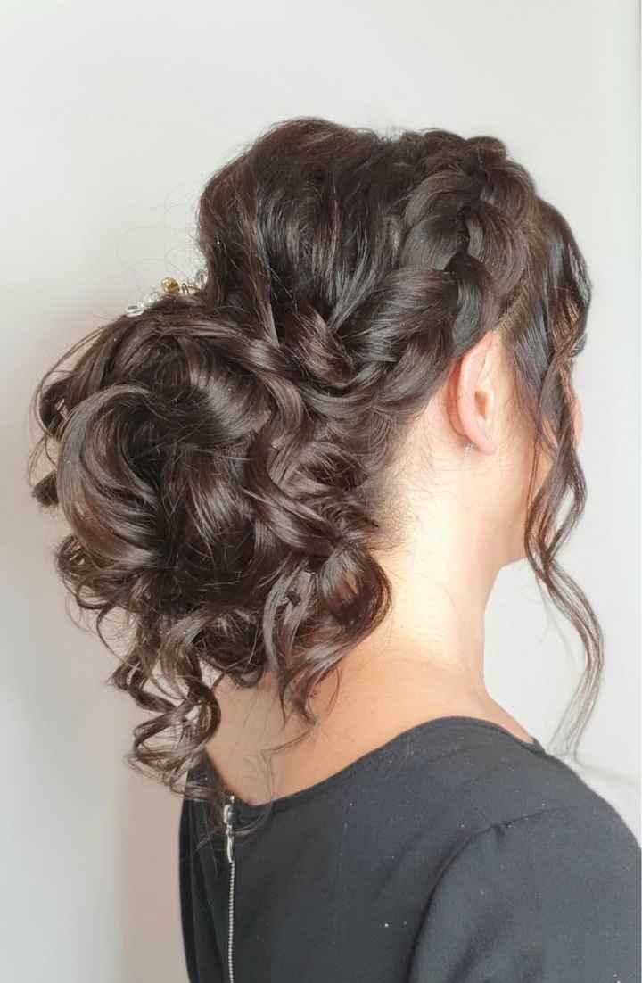 Essais coiffure et maquillage - 3