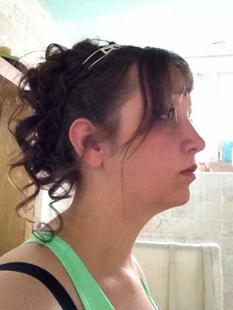 Essaie maquillage et coiffure - 4