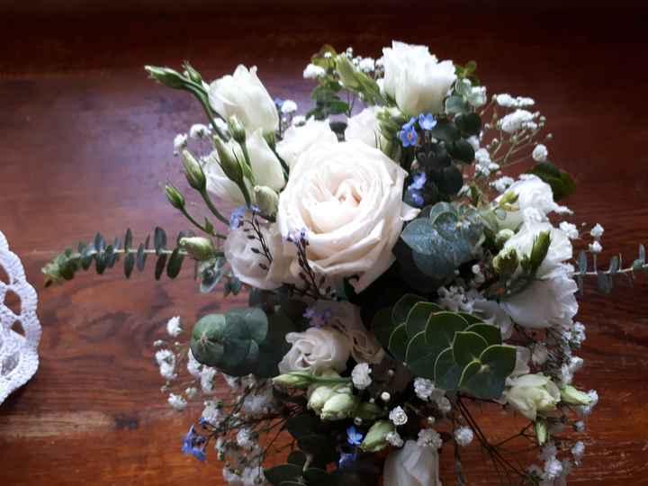Mon beau bouquet fait maison