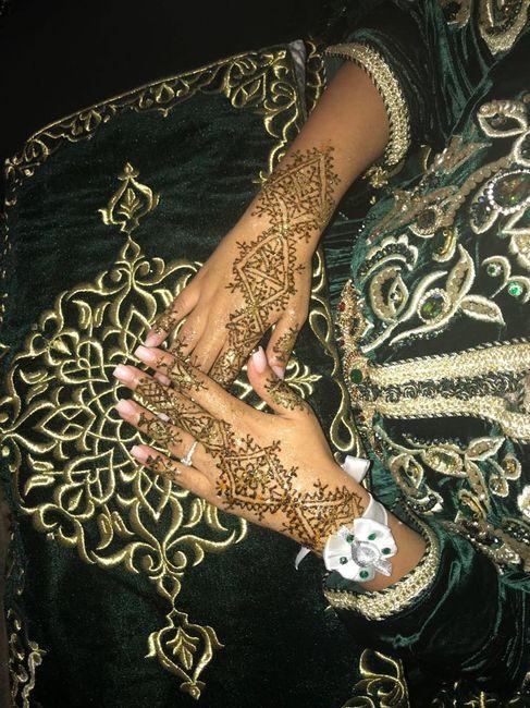 Ma cérémonie du henné 1