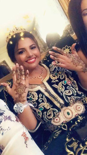 Ma cérémonie du henné 2
