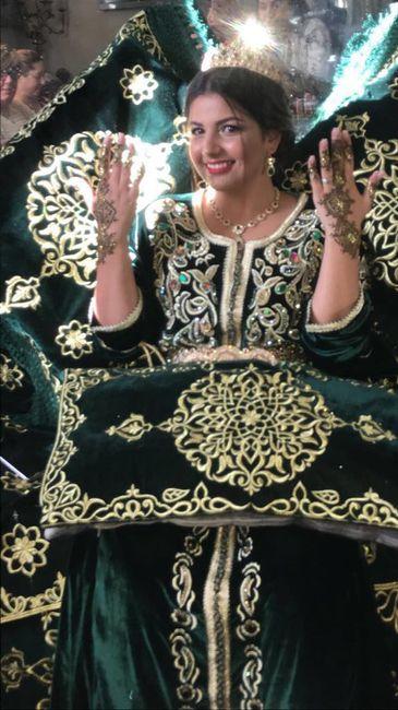 Ma cérémonie du henné 4