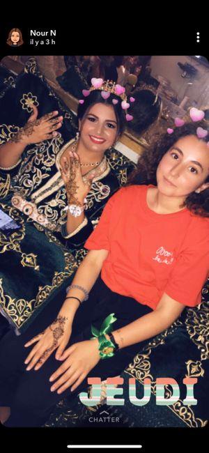 Ma cérémonie du henné 7