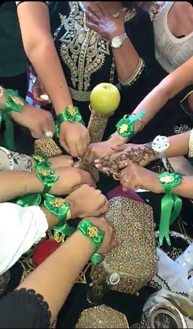 Ma cérémonie du henné 8