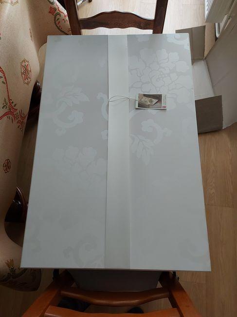Boîte pour conserver sa robe de mariée 2