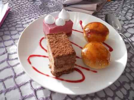 m comme .... mousse (dessert) - 1