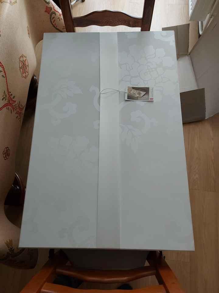 Boîte pour conserver sa robe de mariée - 2