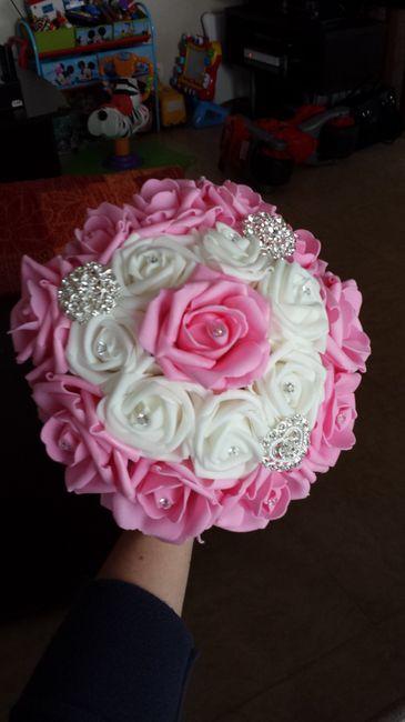 Tutoriel bouquet broche - 1