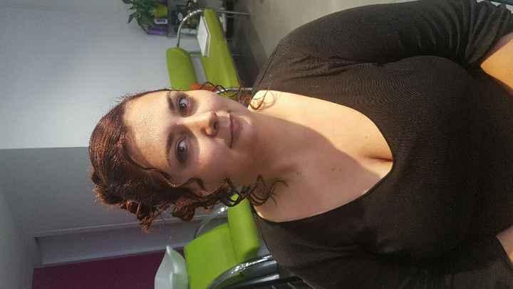 Essai coiffure !!!! - 1