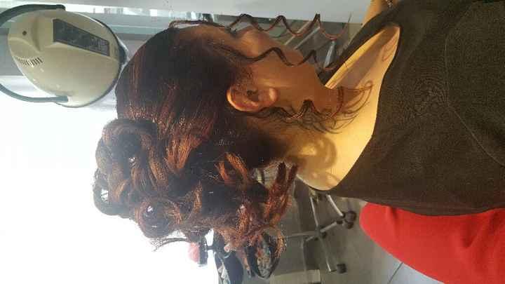Essai coiffure !!!! - 3