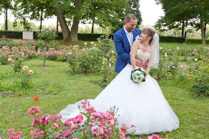 Mariés depuis le 15 juin ❤ - 1