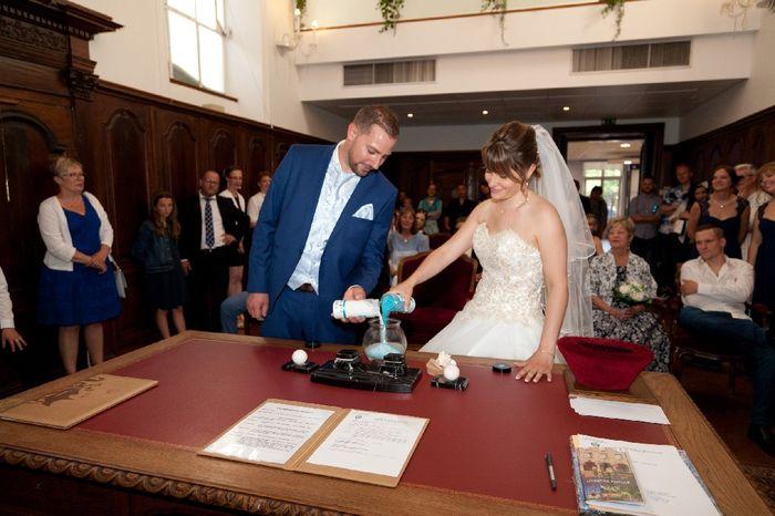 Mariés depuis le 15 juin ❤ - 4