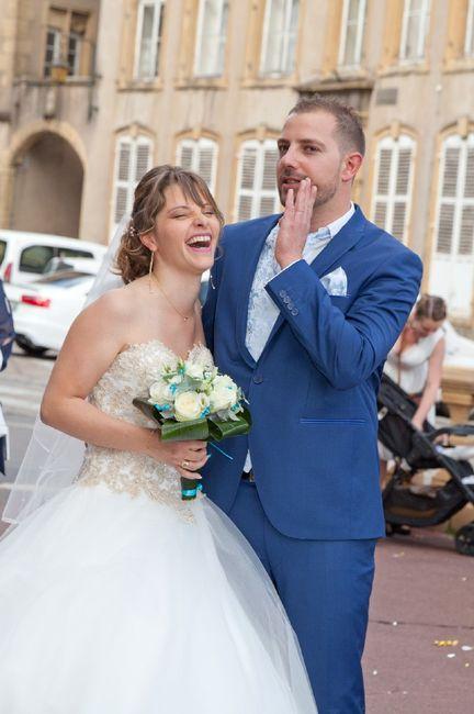 Mariés depuis le 15 juin ❤ - 5