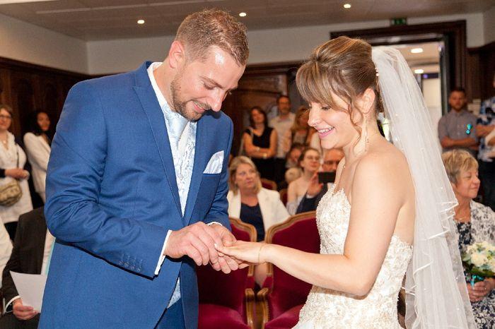 Mariés depuis le 15 juin ❤ - 6