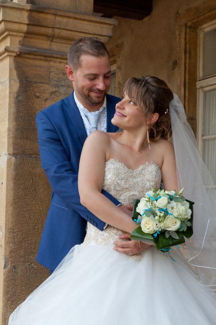 Mariés depuis le 15 juin ❤ - 7
