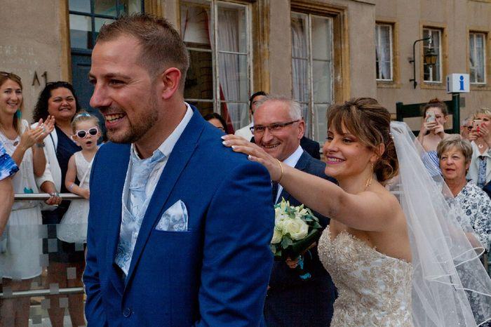 Mariés depuis le 15 juin ❤ - 8
