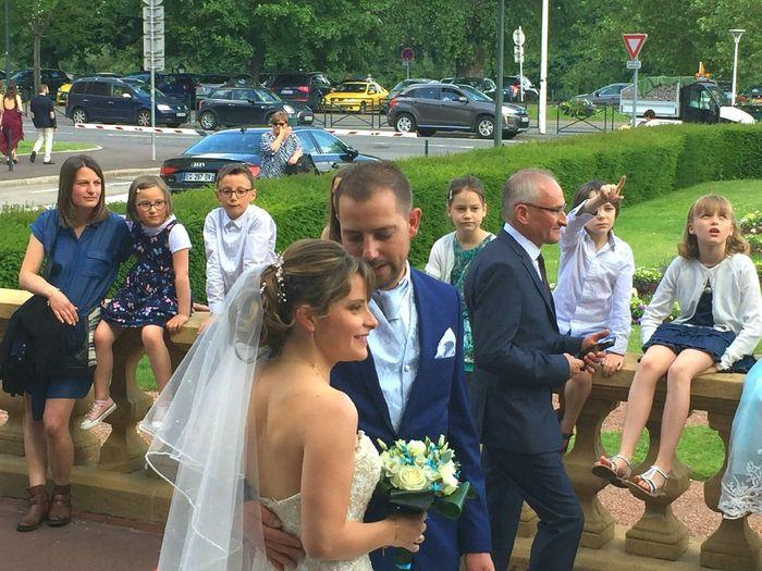 Mariées du 15 juin 2019 - 2