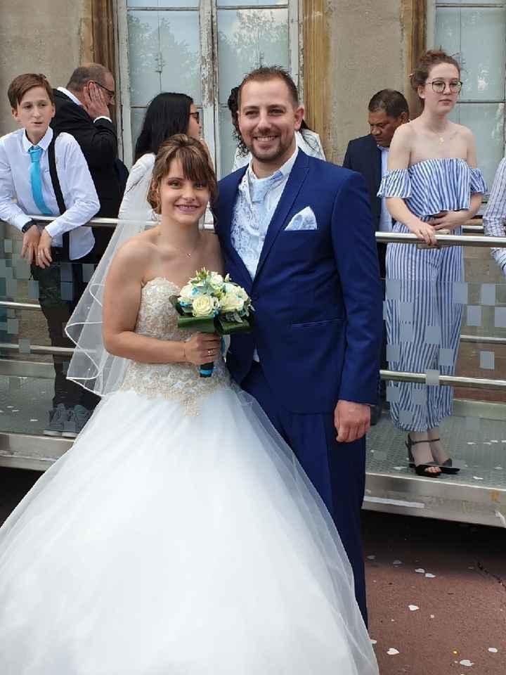 Nous sommes mariés 😍😍😍😍 - 1