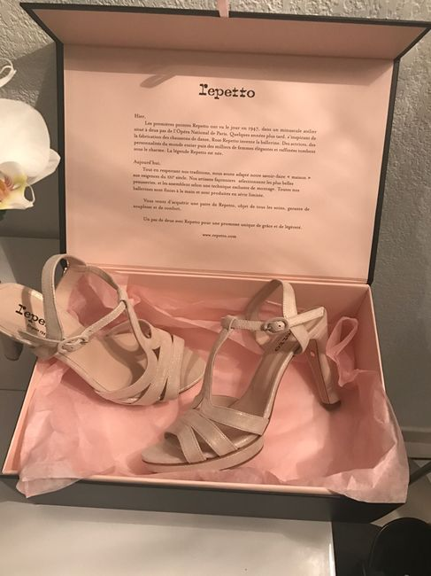 Craquage chaussure 😍 - 1