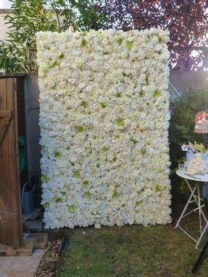Mur De Fleurs Decoration Forum Mariages Net