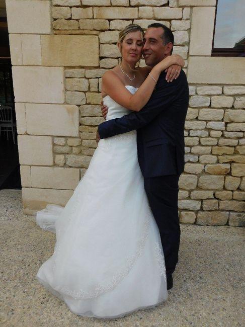 Notre Mariage est déjà passé super week-end - 2