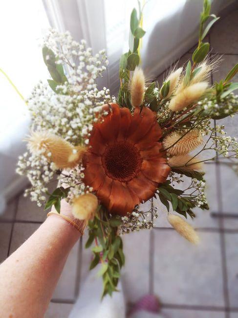 Bouquet, premier essai 2