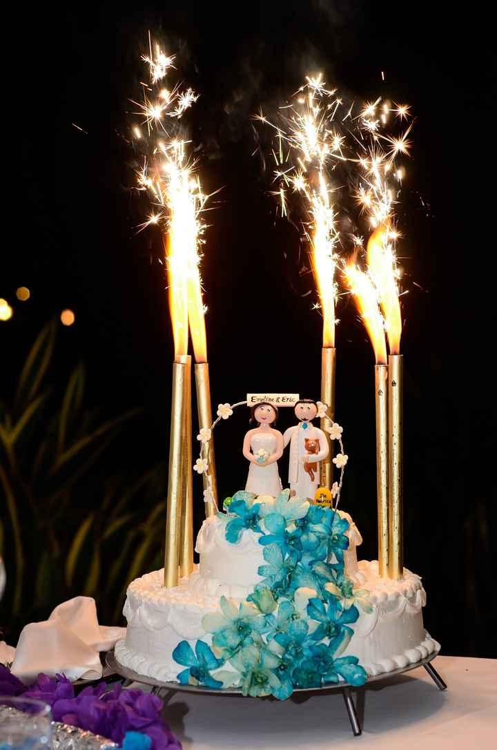 notre gâteau