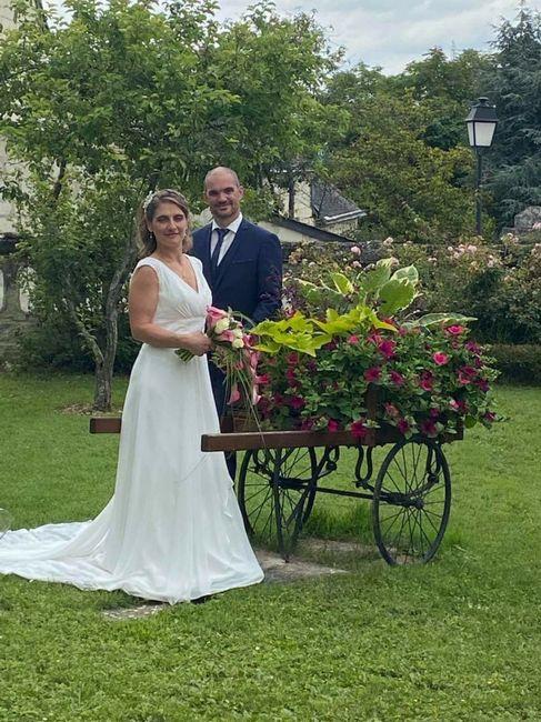 Enfin mariée 1