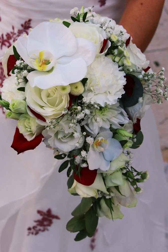 Le bouquet de mariée rose 🤗!!! - 1