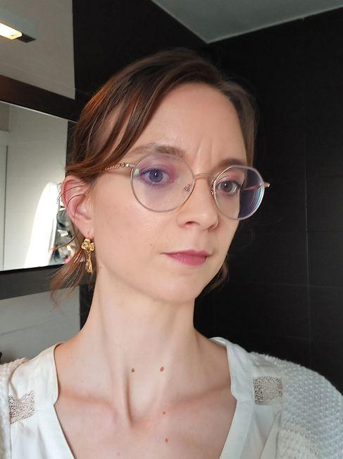 Mariée lunettes 1