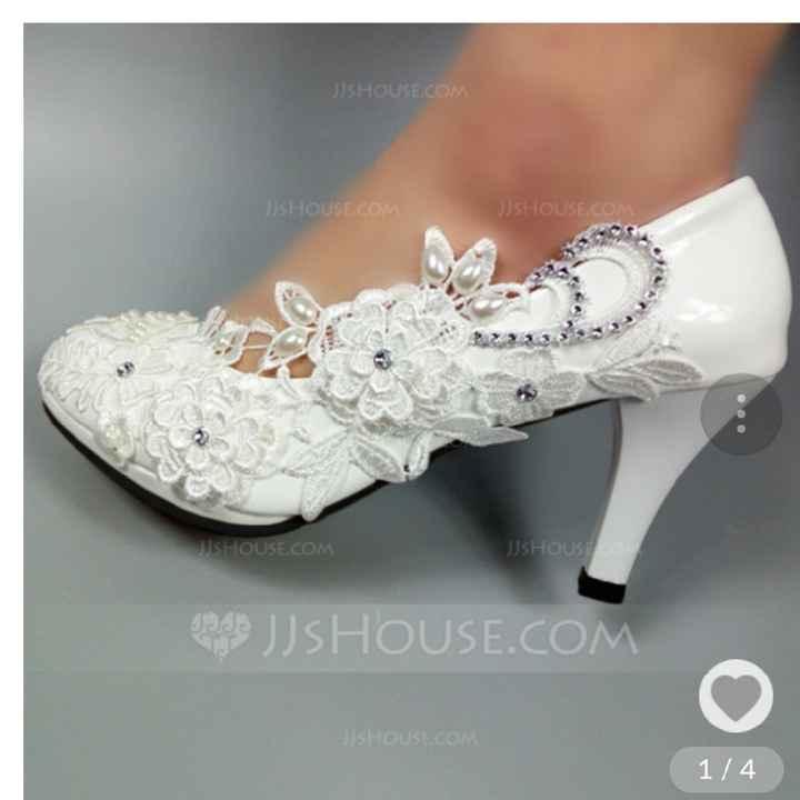 Chaussure trouvé :) - 1