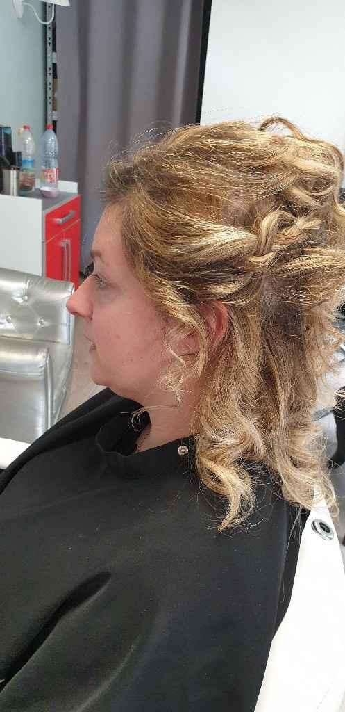 Essaie coiffure et maquillage - 6