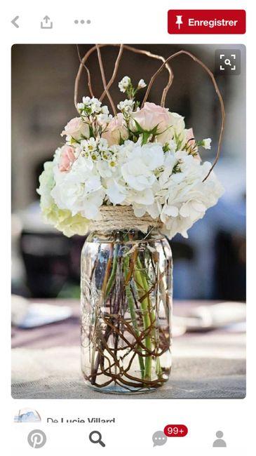 Mariage champêtre romantique 15
