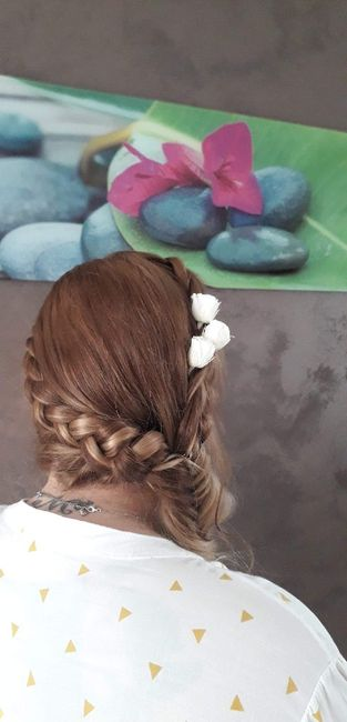 Essais coiffure 2
