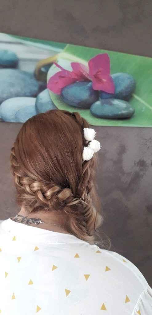 Essais coiffure - 2