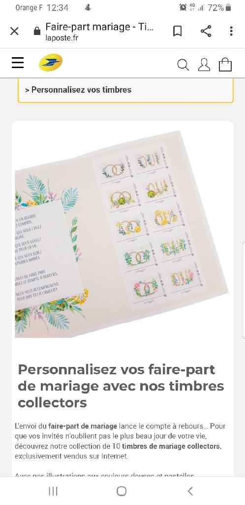 Timbres - 1