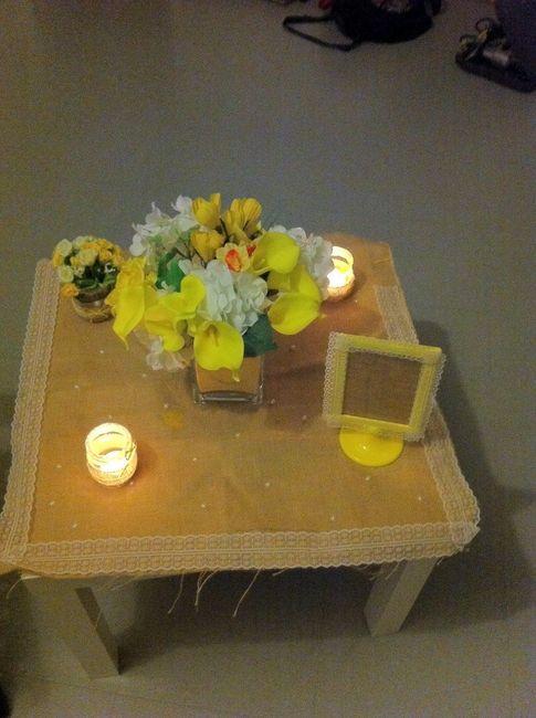 centre de tables fleuris mais pas cher d coration forum. Black Bedroom Furniture Sets. Home Design Ideas