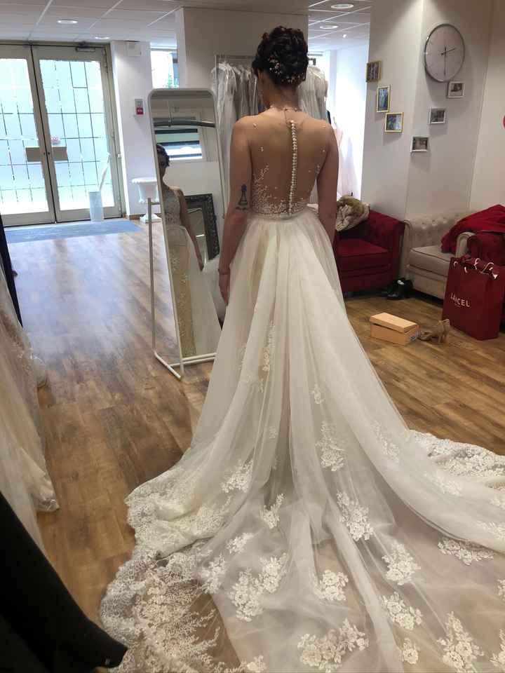 Robe de mariée 2 en 1 - 2
