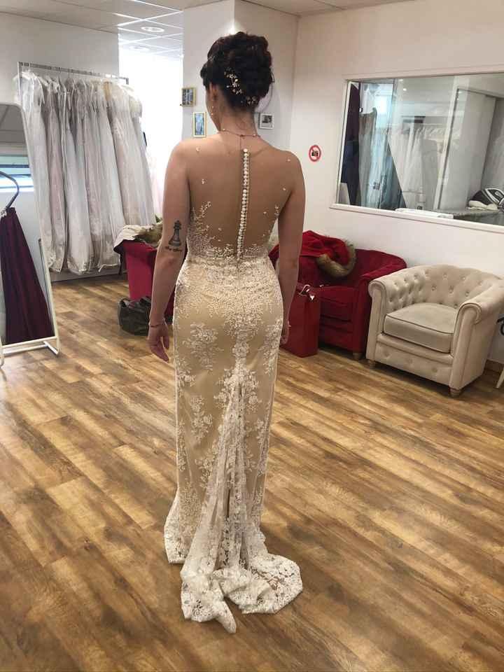 Robe de mariée 2 en 1 - 3