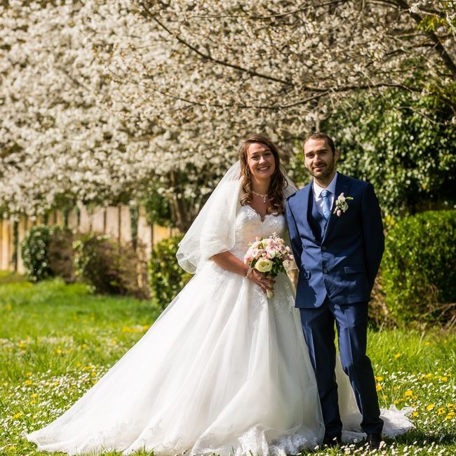 Mariage dans.le.jardinnnn merci covid land 4