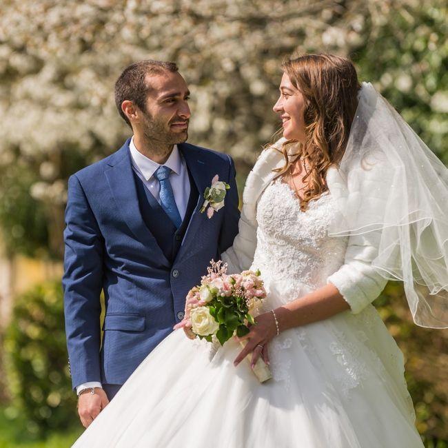 Mariage dans.le.jardinnnn merci covid land 5