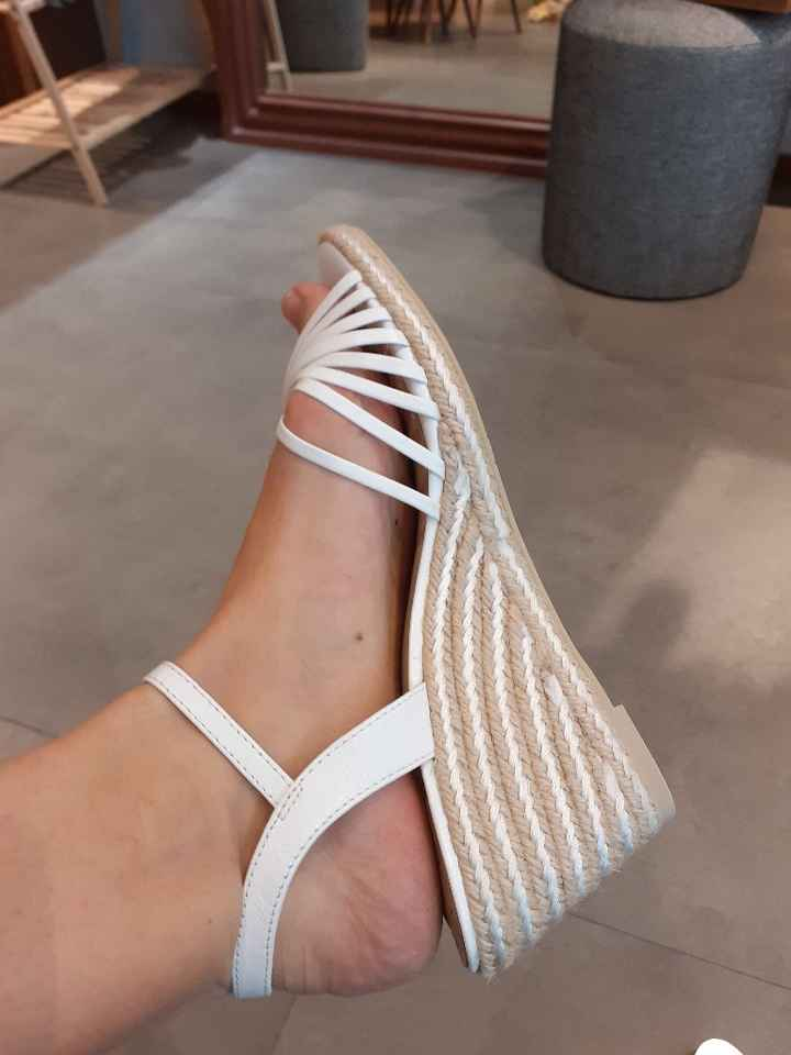 Choix de chaussures - 1