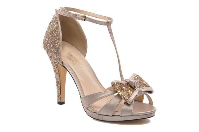 Chaussures de quelle couleur pour aller avec ma robe ? - Mode nuptiale - Forum Mariages.net
